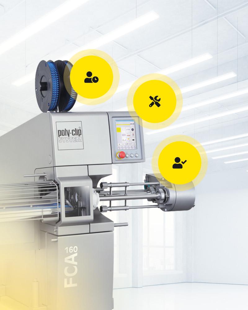 FCA 160 machine