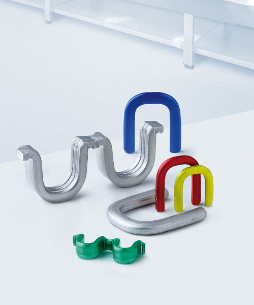 poly product clips