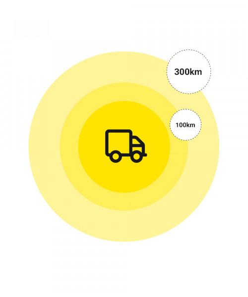 Icon transportation
