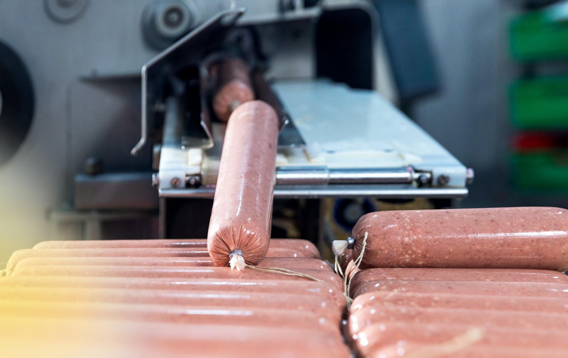 sausage machine
